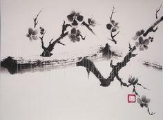 Prunus 24x30