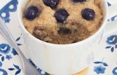 Gezonde Ontbijt Mug Cake Zonder Ei