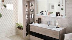 Meuble salle bain bois, design, Ikea, Lapeyre... | Déco | Pinterest ...