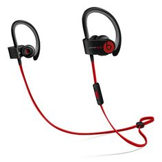 f45db9a878a Wireless earphones, with RemoteTalk wrap around cable.