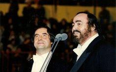80mo anniversario di Luciano Pavarotti In occasione dell'anniversario di nascita del grandissimo tenore Luciano Pavarotti. Il Maestro Riccardo Muti dirige l'orchestra giovanile Cherubini al Teatro Comunale Luciano Pavarotti di Modena dom #lucianopavarotti #musicoperalirica