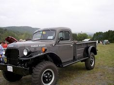 Super Cool Dodge Power Wagon 94