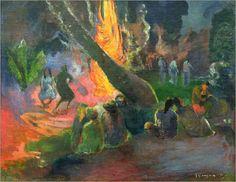 Firedance from Paul Gauguin |