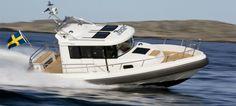 Paragon 25 de los astilleros suecos Paragon Yachts