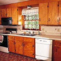 Painting Kitchen Cabinets (in-depth tutorial)--This Old House