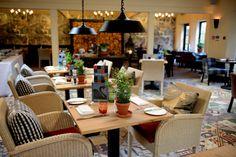 Dine in The Swan Hotel Brasserie