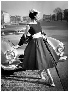 Photo by F. C. Gundlach, Berlin 1956