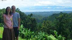 Primii pași în Papua Noua Guinee - familia Dumitriu