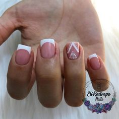 Precious Nails, Nail Spa, Short Nails, Manicure, Finger, Nail Designs, Make Up, Beauty, Designed Nails