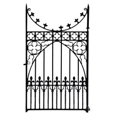 Gothic Revival Gate