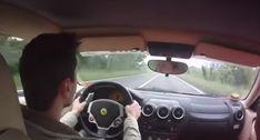 Como Escapar à Morte Ao Volante De Um Ferrari Durante Um Test Drive