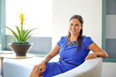 Worldreader Senior Finance and Strategy Manager Jessica Meunier #theeverygirl