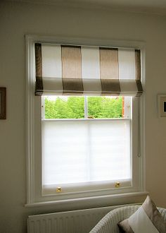 Sash Panel blinds - like these sheer blinds for the bottom of the sashes. Quite like the upper blinds too just not design