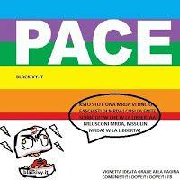 Bandiera pace ...