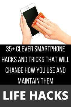 35+ Clever Smartphone Hacks And Tricks That Will Change How You Use And Maintain Them Amazing Life Hacks, Simple Life Hacks, Useful Life Hacks, Hacks Diy, Food Hacks, Cleaning Hacks, Smartphone Hacks, Iphone Hacks, Diy Crafts For Girls