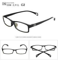 Free shipping! Best saling eye glasses, High Quality eyewear women eye glasses frame vintage men clear lens black eyeglasses-in Accessories from Apparel & Accessories on Aliexpress.com