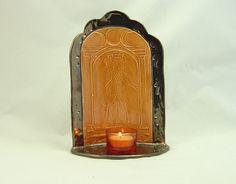 Hecate Hekate Goddess  Shrine  Handmade Raku by DeBaunFineCeramics, $49.75 - wishlist