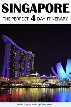 Singapore: Detailed 4 Day Itinerary And Sightseeing Guide, TRAVEL, Planning a trip to Singapore? Read everything you need to know in one complete and detailed Singapore guide including the needed average daily budget,. Singapore Guide, Singapore Travel Tips, Singapore Itinerary, Visit Singapore, Singapore Trip, Singapore Attractions, Bmw M4, Tahiti, Destination Voyage
