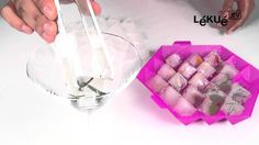 lekue ice cube tray - Google Search