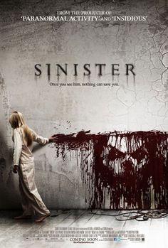 Trailer for Scott Derrickson's #Sinister  Scariest,most disturbing movie I have Ever seen. Brilliant Horror!