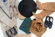 af6ccc6c784 How to Build a Winter Capsule Wardrobe. Living In YellowFashion ...