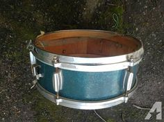 1930's WFL 4 PIECE DRUM KIT PROJECT