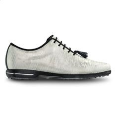 FootJoy Tailored Spikeless Golf Shoes 2016 Ladies GoldWhite Linen Medium 55 * Visit the image link more details. (This is an affiliate link) Spikeless Golf Shoes, Womens Golf Shoes, Shoes 2016, Shoe Manufacturers, Ladies Golf, Women Golf, Golf Accessories, Golf Fashion, Golf Outfit