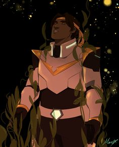 """yaboykeiji: """" did you know original Voltron's Hunk was afraid of heights? Shiro - Keith """""""