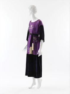 """La Robe d'Iribe"" Paul Poiret, 1913 The Metropolitan..."