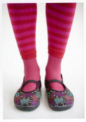 """Schuhe """"Bali"""" aus Öko-Baumwolle"""