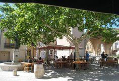 s'y rendre  Restaurant La Terrasse du Mimosa  23, place de l'Horloge  Montpeyroux (34150)  TÉL : +33 4 67 44 49 80  www.laterrassedumimosa.blogspot.com