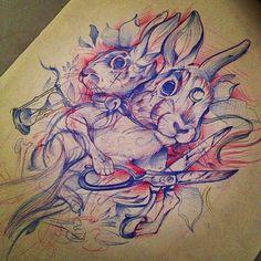 tattoo sketch   Tumblr