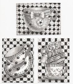 My Stamping Place: Diamonds and Squares by Deanne Stewart-Mills