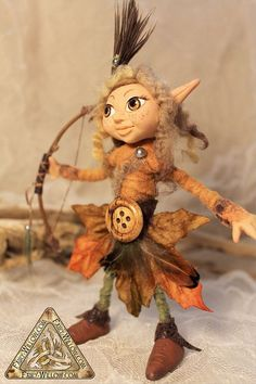 Image result for handmade christmas dolls