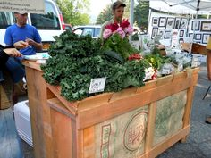 real farmers market stands - Google Search