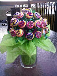 It's So Splendid: Lollipop Bouquet
