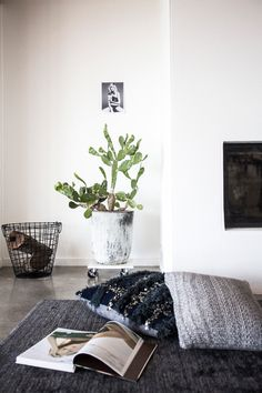 My House Interiors sunday sanctuary: my house for elle magazine (oracle fox) | elle