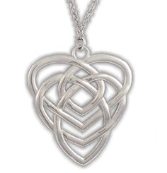 14k gold celtic knot heart pendant on a 14k gold chain pinterest 14k gold celtic knot heart pendant on a 14k gold chain pinterest celtic knots pendants and gold aloadofball Images