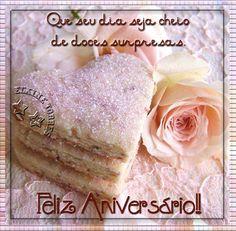 Cartões Elaine Torres: ♥ ANIVERSÁRIO