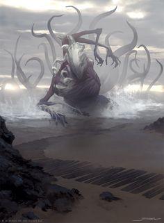 Something strange just came ashore...