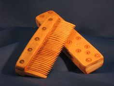 How to make a viking age style comb