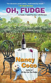 nancy parra nancy coco gluten free recipes cozy mysteries and fudge