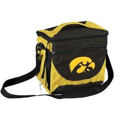 University of Iowa Hawkeyes Cooler 24 Can Bag