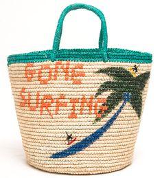 10 sacs de plage pour l'été 2015 panier ç Mira Mikati x Façonnable