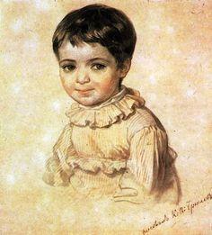 Волконская, Мария Петровна, светл. кн. (1815-1884) - урожд. Кикина