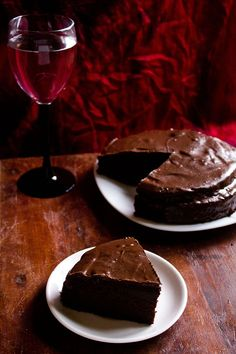 chocolate banana carrot cake with chocolate icing - eggless and diary free recipe