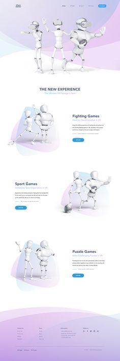 Vrstudio Website Design Inspiration, Website Design Layout, Layout Design, Banner Design, Best Ui Design, Clean Web Design, Creative Design, Web Design Websites, Dashboard Design