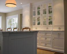 Custom Made Classic White Kitchen