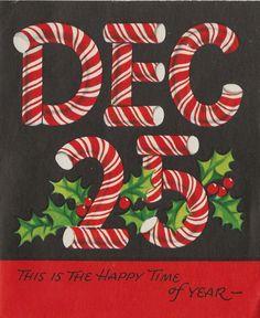 Vintage Christmas Greeting Card Pop-Up Santa Mid-Century Fun A-Plenty   eBay