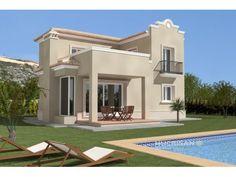 Villa en Els Poblets Denia Alicante Costa Blanca | 3 Habitaciones | 2WC